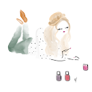 HAIR & BEAUTY ILLUSTRATIONS