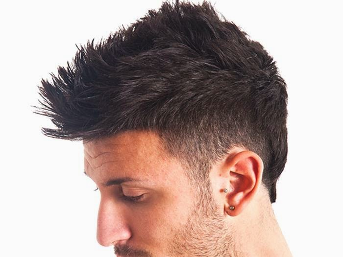 Best Hairstyle For Thick Hair Guys : Diapers linesdiy august