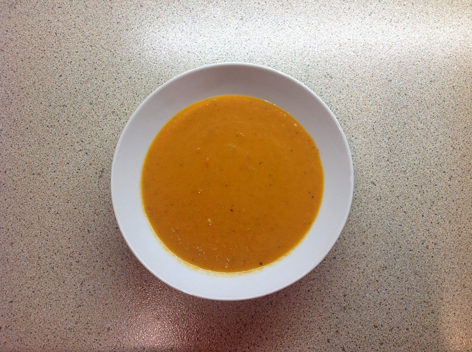 how to make roast veg soup