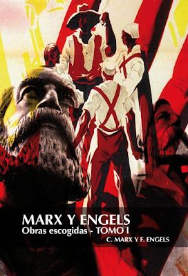 O.E. MARX-ENGELS (tres tomos)