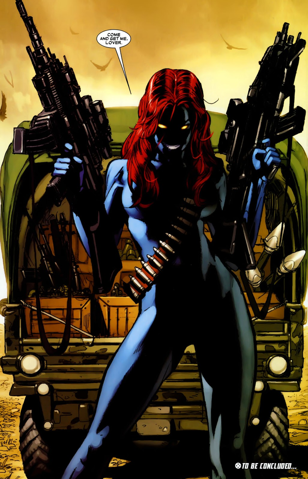 Read online Wolverine (2003) comic -  Issue #64 - 24