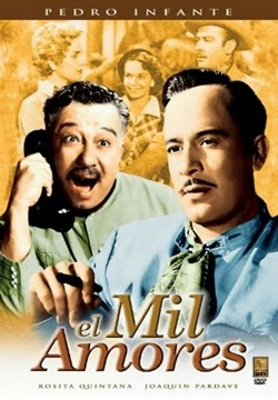 El Mil Amores en DVD
