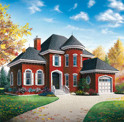 European House Plans Online