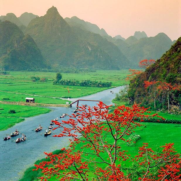 Đi Trẩy hội chùa Hương đầu năm