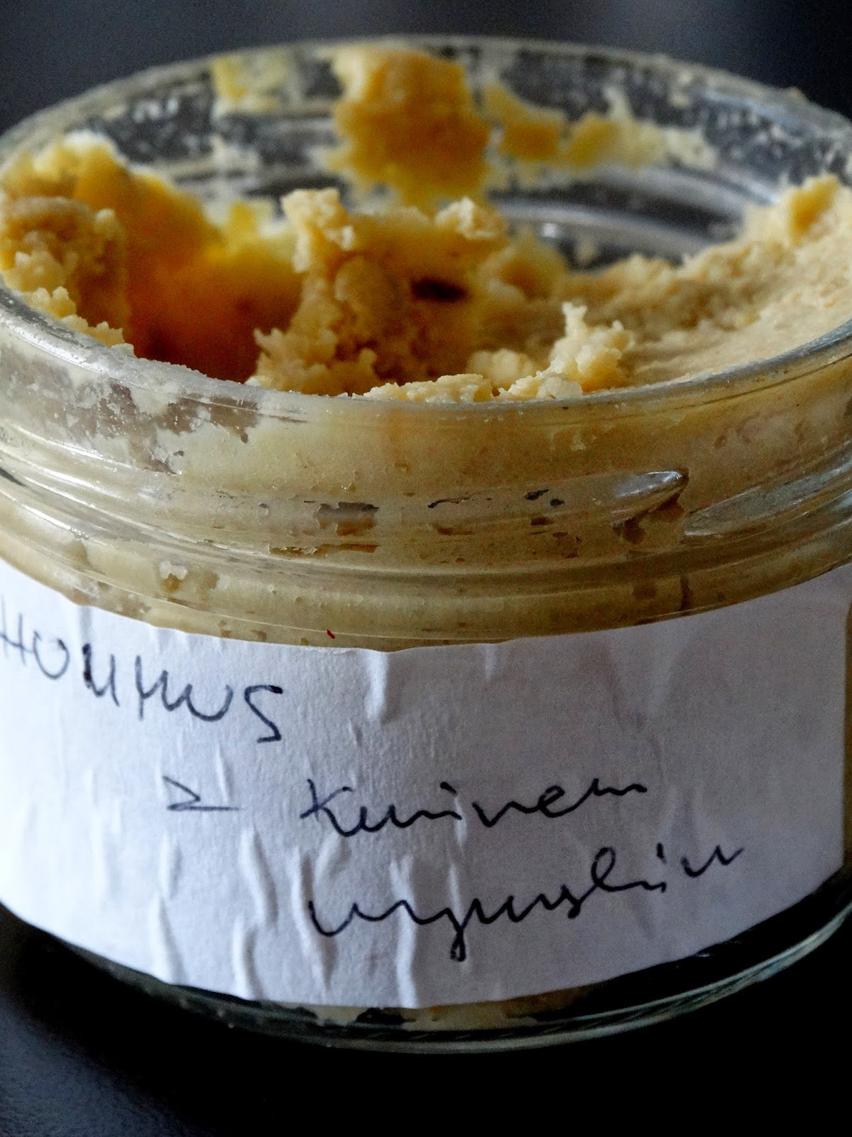 hummus, Zupitto