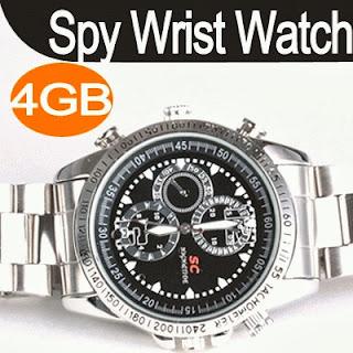 Spy Cam Watch 4 GB