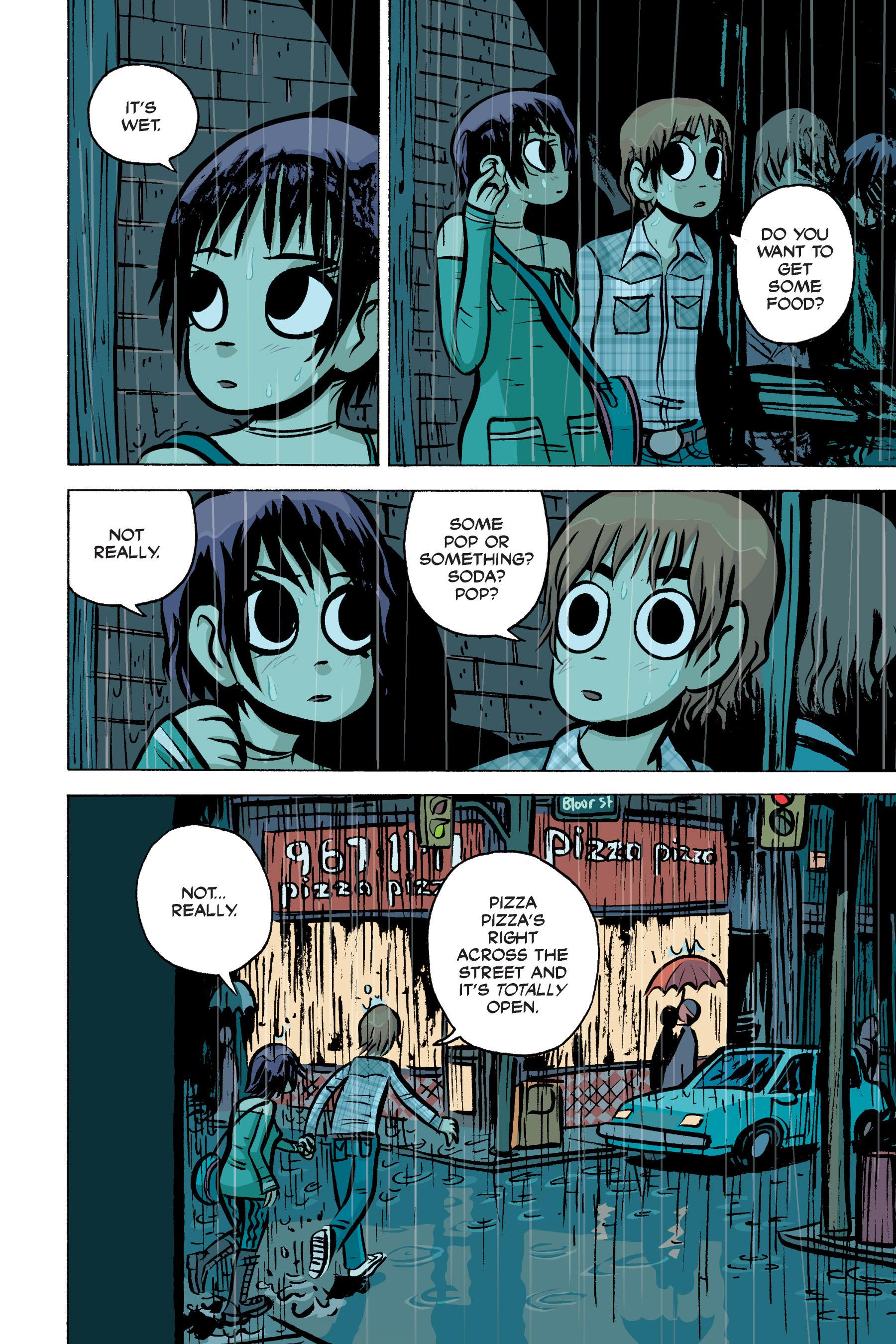 Read online Scott Pilgrim comic -  Issue #3 - 44