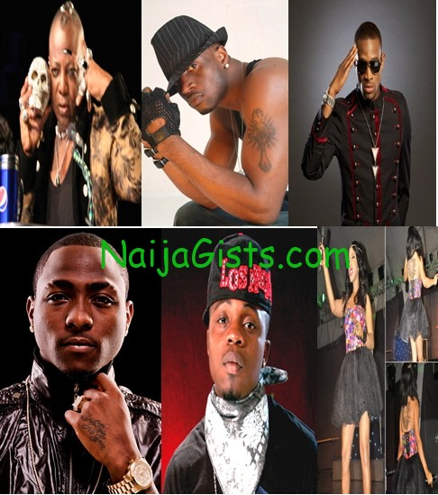 illuminati members nigerian celebrities