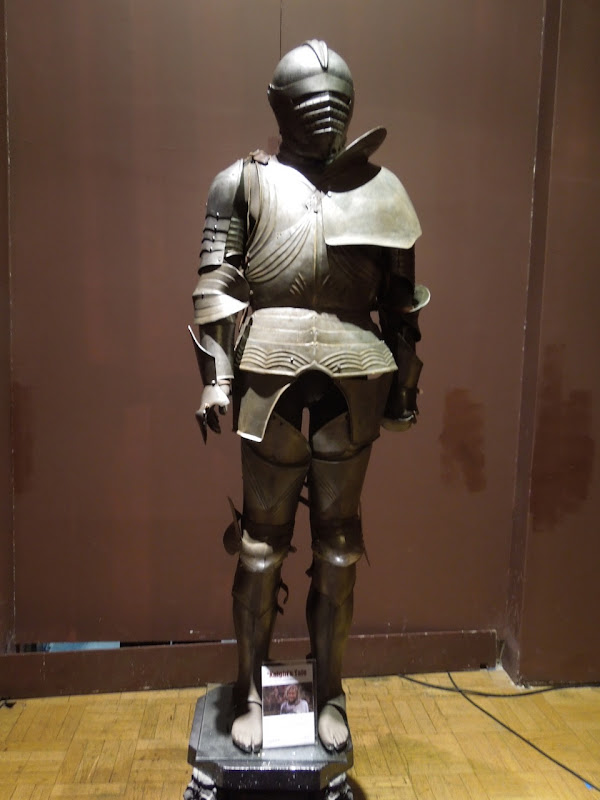 A Knights Tale stunt armour
