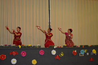 Nepali Dance group performing at CCF 2012