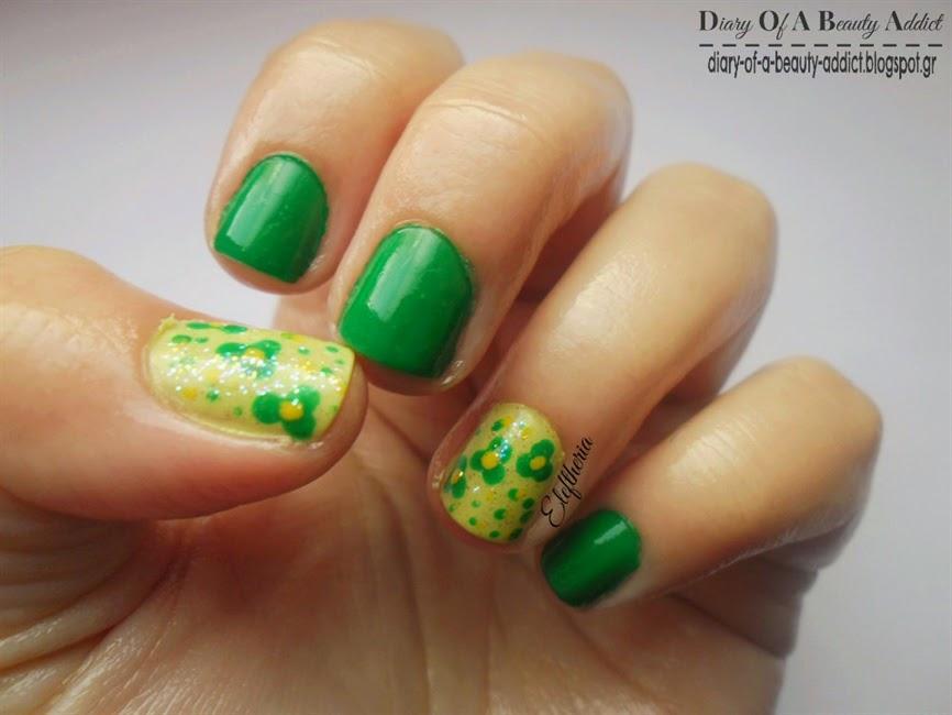 Creative Nail Design Enamel : Acrylic solo creative nail design paint