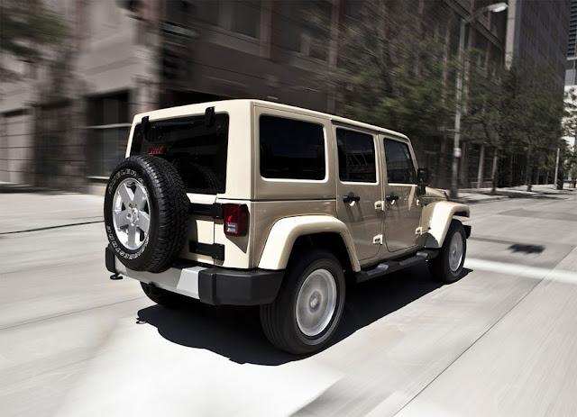 ジープ・ラングラー 3代目 | Jeep Wrangler JK 2007-現行