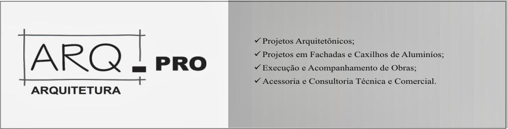 ARQ_PRO ARQUITETURA