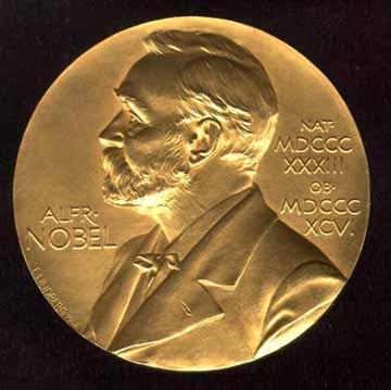 5 premios novel de la paz: