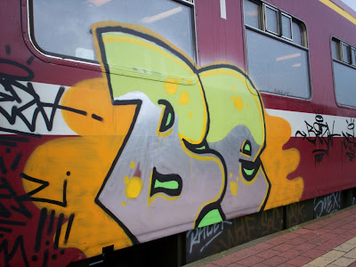 graffiti be