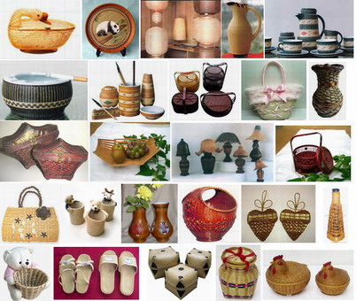 Bamboo Crafts Bamboo Craft Photo