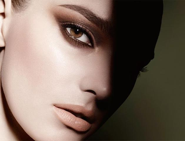 Chanel Les Automnales Fall 2015 makeup Look