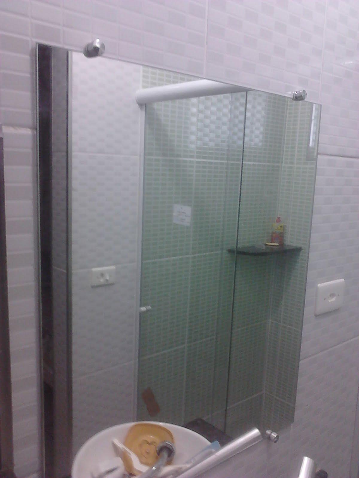 Imagens de #81654A FRANCO VIDROS TEMPERADOS: Obra em Ourinhos 1200x1600 px 3550 Blindex Banheiro Em São Gonçalo