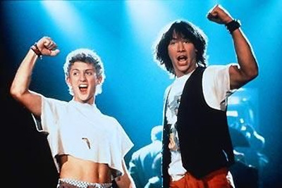 Bill &amp; Ted's Excellent Excellence