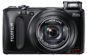 Fujifilm FinePix F505 16MP Digital Camera On Sale For Only $199