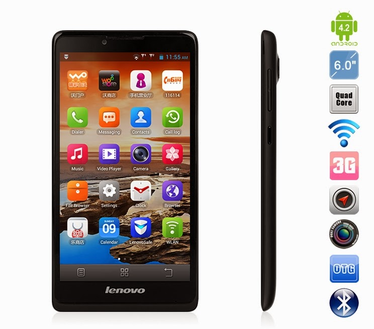 Lenovo Handphone Handphone Terbaik Lenovo A880