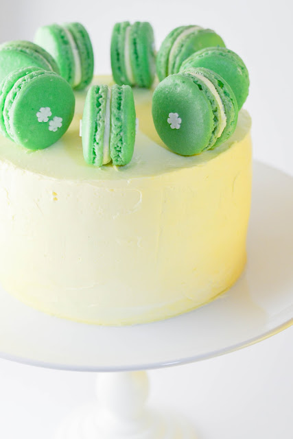 Grasshopper Cake Nigella