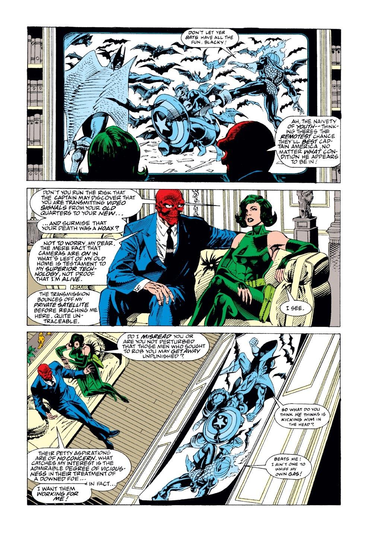 Captain America (1968) Issue #397 #330 - English 5