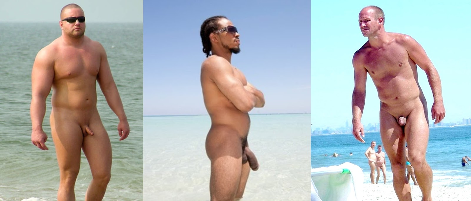Small dick at nude beach