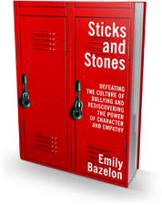 Book cover: Sticks and Stones by Emily Bazelon