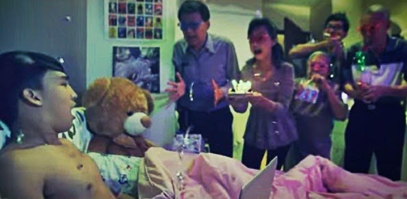 "The  ""Birthday Surprise"" Video Revealing Every Teenager's Dreaded Fear"