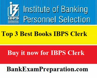 Top 3 Books for IBPS 2014
