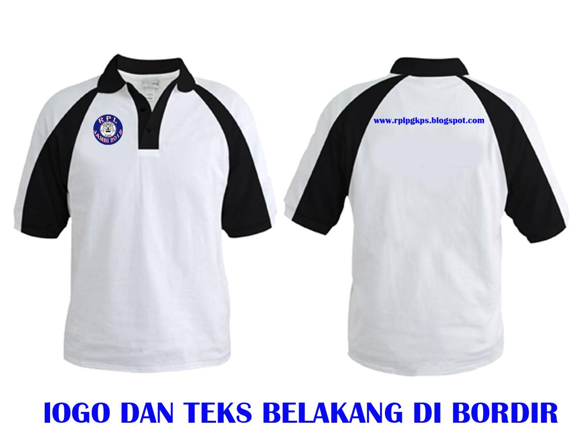 Kaos Polo Shirt