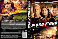 Capa DVD Fogo Contra Fogo [Bruce Willis]