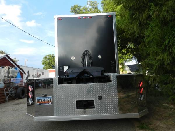 Kenworth W9 Toterhome - RV & Camper