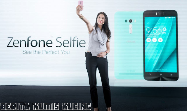 ASUS Zenfone Selfie Terbaru, Dengan Kamera Depan 13 MP Beserta Spesifikasi Lengkap Lainya