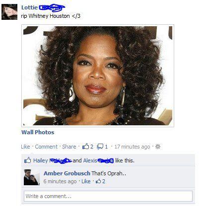 R.I.P. Whitney Houston...