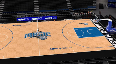 NBA 2K14 Amway Center Update