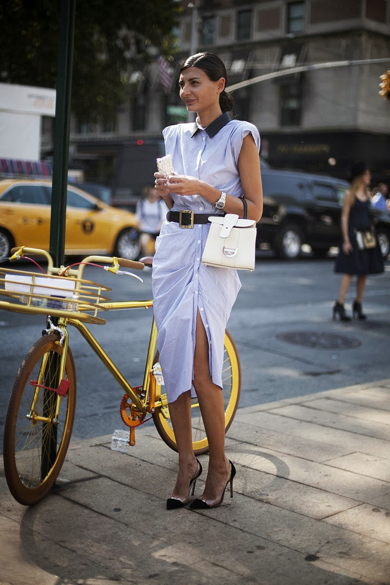 Street Style, New York, Spring Summer 2014 Fashion Week