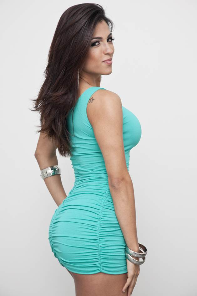 Gaby Fontenelle Playboy