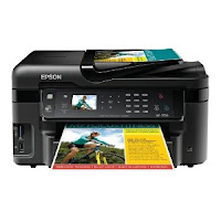Epson WorkForce Wireless Printer