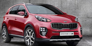 The Look Of Prime SUV Kia Sportage 2016!