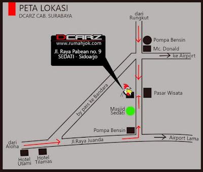 Peta_Lokasi_DCARZ_Cabang_Surabaya