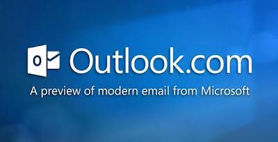 Outlook.com, Layanan Email Baru dari Microsoft