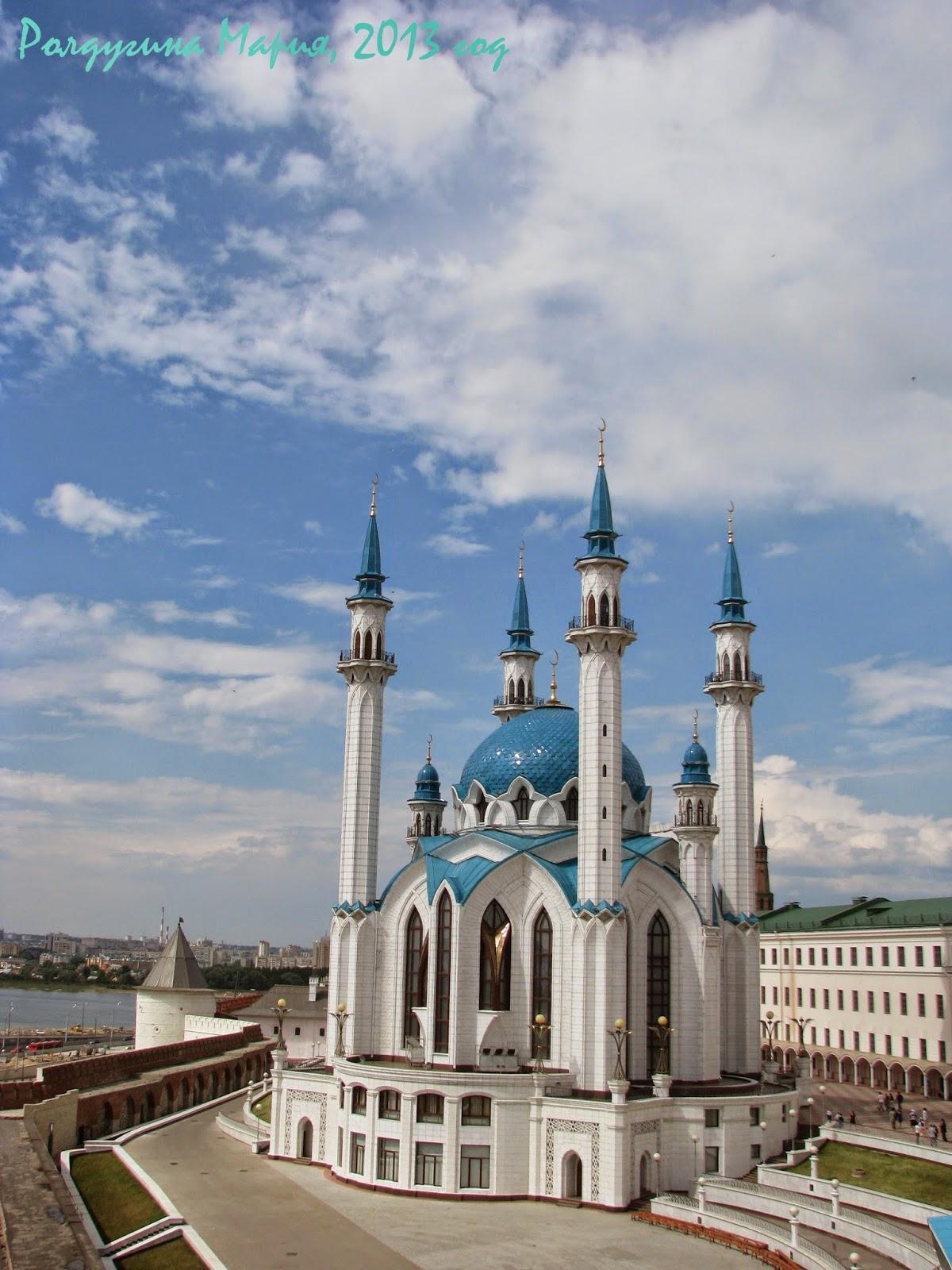 Казань Кремль кул шариф фото