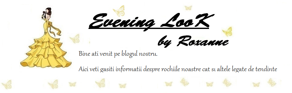 Rochii de lux Evening Look