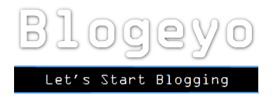 Blogeyo | Let's start blogging