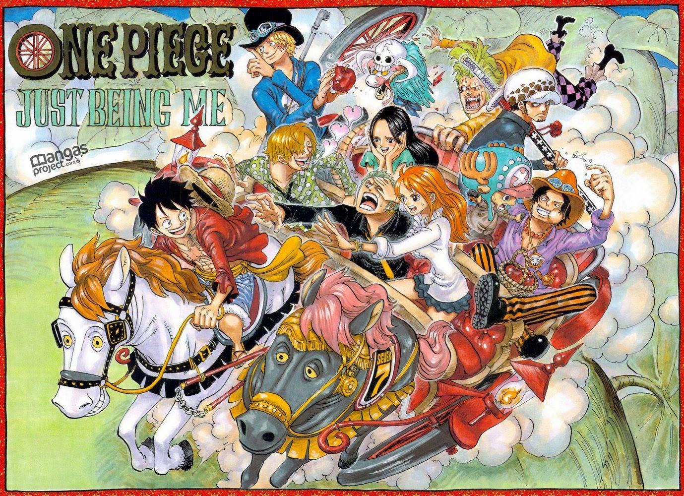 One Piece 771 Mangá Português leitura online