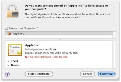 MAC OS X JAVA