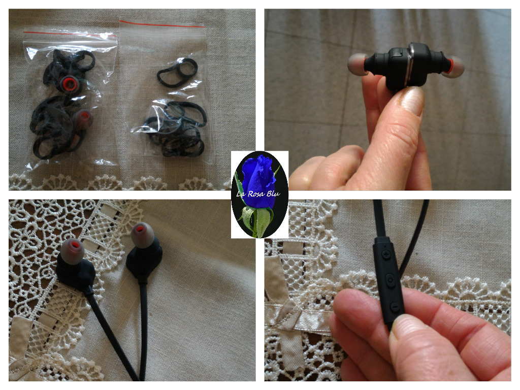 AURICOLARI WIRELESS BLUETOOTH MPOW