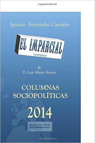 Libro publicado con columnas del 2014